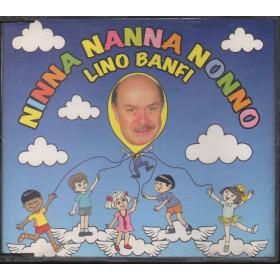 Lino Banfi CD'S Ninna Nanna Nonno / BMG Ricordi Nuovo 0743217321321