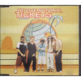 Reggae National Tickets CD'S Suono / RCA Nuovo 0743216719525