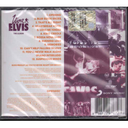 Elvis Presley  CD Viva Elvis (The Album)  RCA 0886977676727