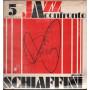 Giancarlo Schiaffini Lp Vinile Jazz A Confronto 4 / Horo Records Sigillato