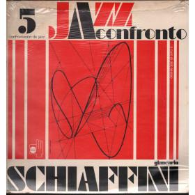 Giancarlo Schiaffini Lp Vinile Jazz A Confronto 5 / Horo Records Sigillato