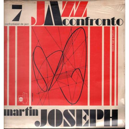 Martin Joseph Lp Vinile Jazz A Confronto 7 / Horo Records Sigillato