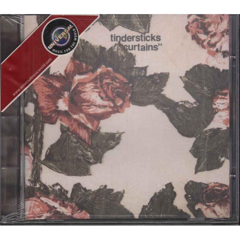 Tindersticks  CD Curtains Nuovo Sigillato 0731452434425