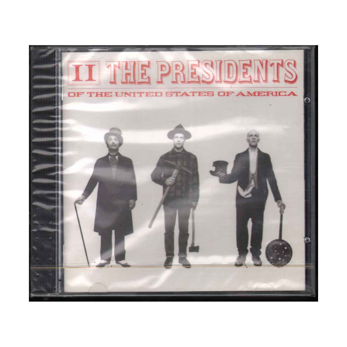 The Presidents Of The United States Of America Of CD II Sigillato 5099748509222