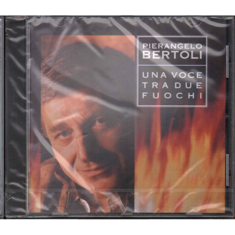 Pierangelo Bertoli CD Una Voce Tra Due Fuochi / Ricordi Sigillato 0743213056722