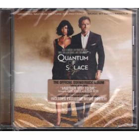 David Arnold CD Quantum Of Solace OST Soundtrack Sigillato 0886974051725