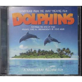 Steve Wood CD Dolphins / Pangaea OST Soundtrack Sigillato 0601215914528