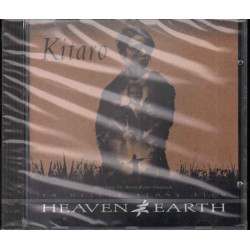 Kitaro CD Heaven And Earth OST Soundtrack Sigillato 0720642461426