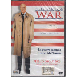 The Fog of War. La guerra secondo Robert McNamara DVD Sigillato 8013123002112