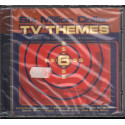 The John Gregory Orchestra CD Six Million Dollar TV Themes OST Soundtrack Sigillato 0731454425827