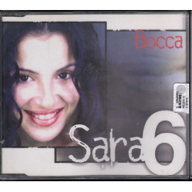 Sara 6 CD'S Bocca / Val Bene Cosi' / Edel Sigillato 4029758270356