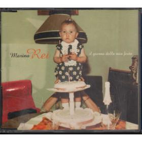 Marina Rei Cd'S Singolo Il Giorno Della Mia Festa Nuovo  0743219475220