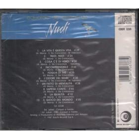 Edoardo De Crescenzo CD Nudi - CDOR 9235 Nuovo Sigillato 8003614037839