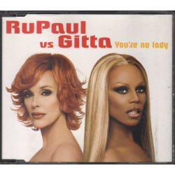 RuPaul Vs. Gitta Cd'S Singolo You're No Lady / Universal Nuovo 0044001598128