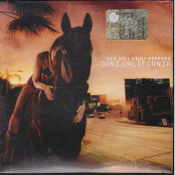 Red Hot Chili Peppers ‎‎Cd'S Singolo Dani California Sigillato 0054391575920