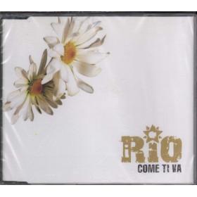 Rio Cd'S Singolo Come Ti Va / Riservarossa Sigillato 8032790200324