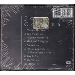 Joe Cocker  CD Unchain My Heart - CDP 564-7 48285 2 Sigillato 0077774828529