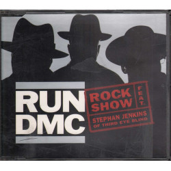 Run DMC Cd'S Singolo Rock Show / BMG ‎Nuovo 0743218328428