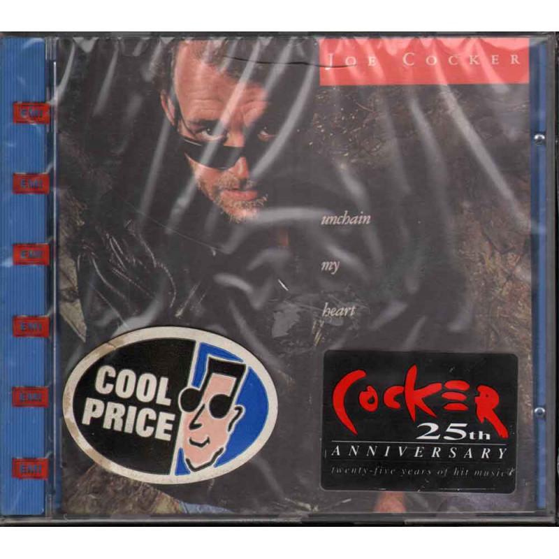 Joe Cocker CD Unchain My Heart - Italia Sigillato 0077774828529 RARO