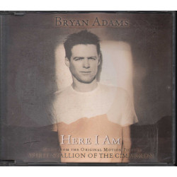 Bryan Adams ‎Cd'S Singolo Here I Am / A&M Records ‎‎Nuovo 0606949773724