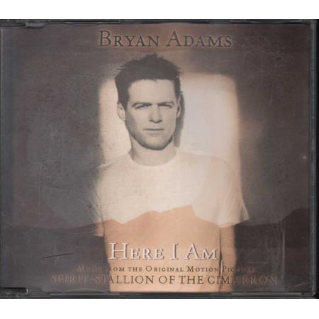 Bryan Adams Cd'S Singolo Here I Am / A&M Records Nuovo 0606949773724
