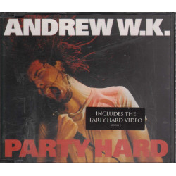 Andrew W.K. ‎‎Cd'S Singolo Party Hard ‎‎Nuovo 0731458881322