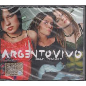 Argentovivo Cd'S Singolo Mela Proibita / Warner Sigillato 5050466475626