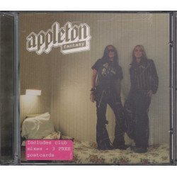 Appleton Cd'S Singolo Fantasy Postcards Sigillato 0731457098523