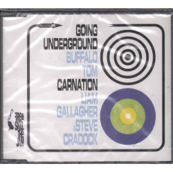 Buffalo Tom Gallagher Cradock Cd'S Singolo Going Underground Carnation Sigillato
