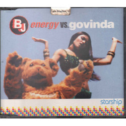 Bj Energy Vs. Govinda Cd'S Singolo Starship / Nuovo NUN 4029758466759