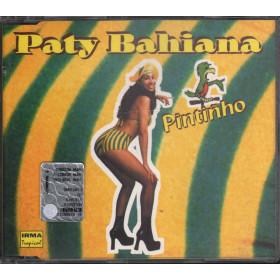 Paty Bahiana Cd'S Singolo Pintinho / Nuovo / Irma 5099766982724