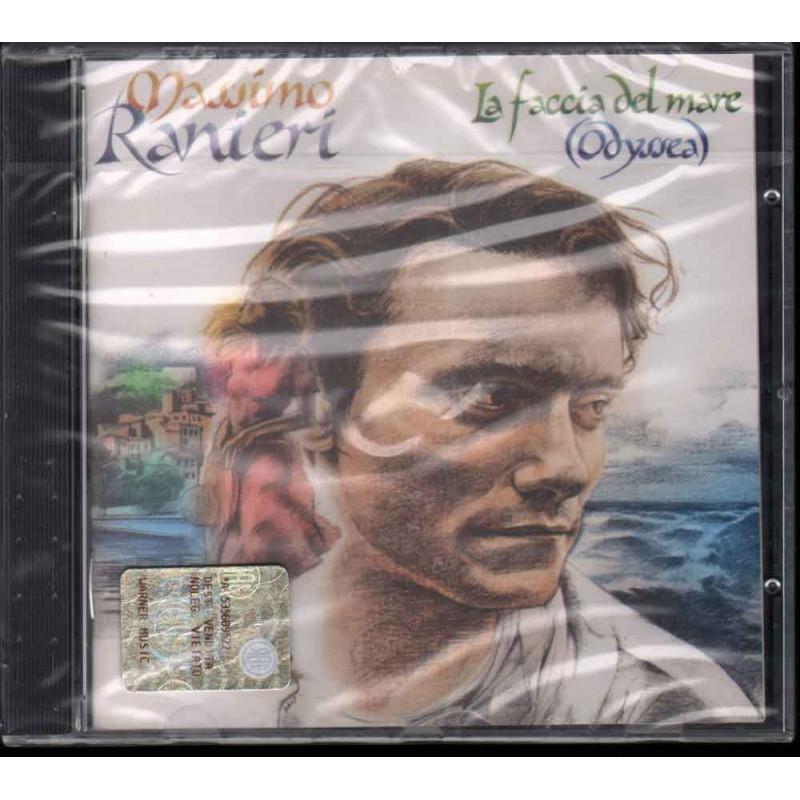 Massimo Ranieri CD La Faccia Del Mare (Odyssea) Nuovo Sigillato 5051865149859