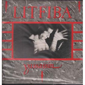 Litfiba Yassassin Limited Ed Numerata Contempo Records 8032584619301