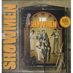 The Showmen (James Senese / Mario Musella) Lp Vinile The Showmen Sigillato