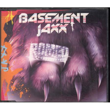 Basement Jaxx Cd'S Singolo Romeo / XL Recordings Nuovo 0634904113223