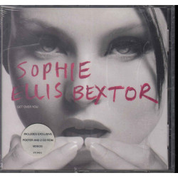 Sophie Ellis Bextor Cd'S Singolo Get Over You / Sigillata Polydor 0731457084922