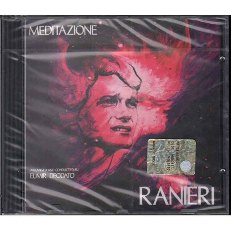 Massimo Ranieri  CD Meditazione Nuovo Sigillato 5051442848458