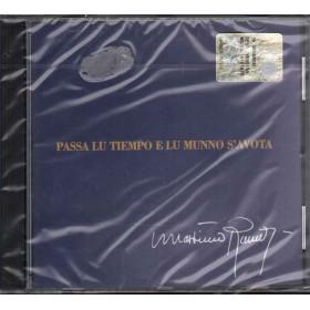 Massimo Ranieri CD Passa Lu Tiempo E Lu Munno S'Avota / Rhino Sigillato