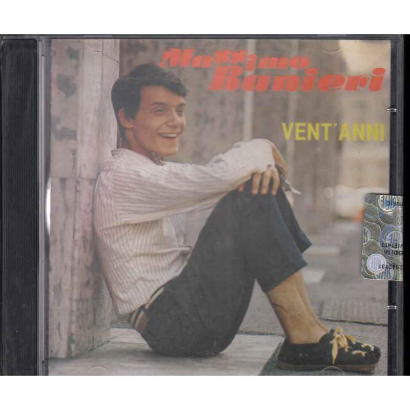 Massimo Ranieri  CD Vent'Anni Nuovo Sigillato 0090317054827