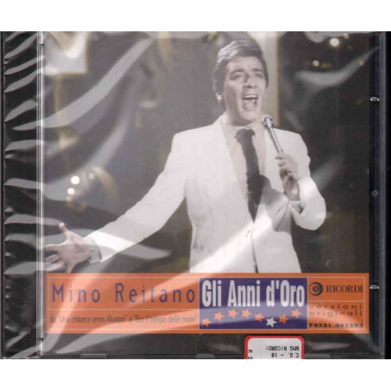 Mino Reitano CD Gli Anni D'Oro Nuovo Sigillato 0743214815922