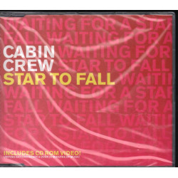Cabin Crew Cd'S Singolo Star To Fall / Sony Music Sigillato 5099767586228