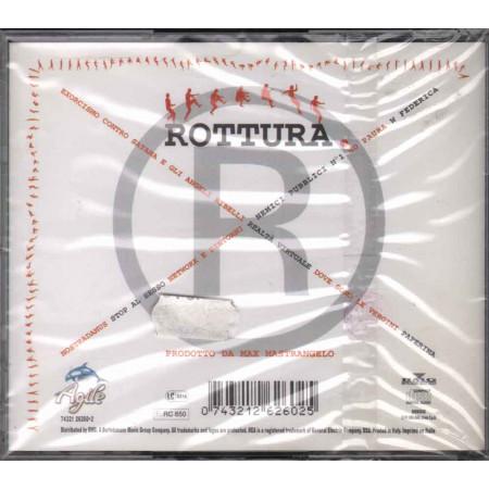 Rottura  CD Rottura (Omonimo) Nuovo Sigillato 0743212626025