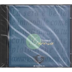 Tiziano Gerosa Cd'S Singolo Una Sera A Milano Il Mare Sigillato 0743212742725