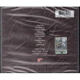 Slayer  CD Divine Intervention Nuovo Sigillato 0886971310627