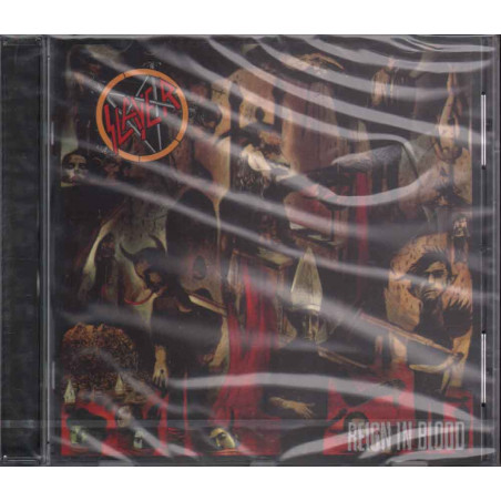 Slayer  CD Reign In Blood Nuovo Sigillato 0886971288223