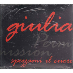 Giulia Cd'S Singolo Permission Spezzami Il Cuore / Sugar Sigillato 3259130043648