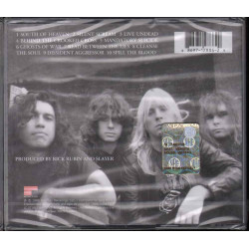 Slayer  CD South Of Heaven Nuovo Sigillato 0886971288629