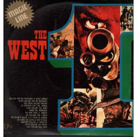 AAVV Lp The West La Musica Western Nel Cinema Ballata Per Un Pistolero Nuovo