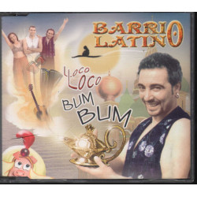 Barrio Latino Cd'S Loco Loco Bum Bum / NAR Nuovo 5099766953625