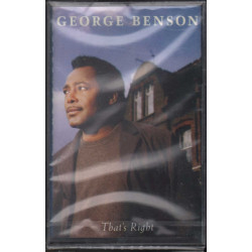 George Benson MC7 That's Right / GRP Sigillata 0011105982443